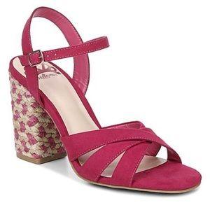 FERGALICIOUS by Fergie Hot Pink Fiancé Sandal